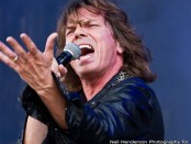 Joey Tempest of Europe