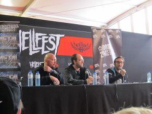LENORME TV Hellfest  (1)