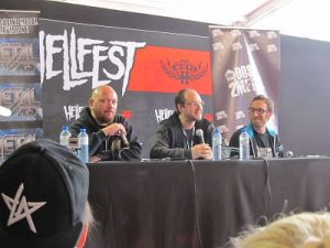 LENORME TV Hellfest  (2)