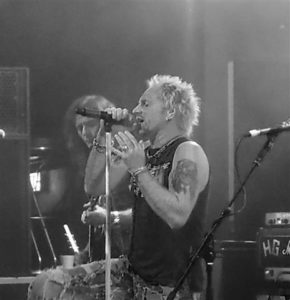 Wraith Live at Rock City, Nottingham