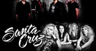 Vega Live @ Rock City supported by Santa Cruz & Mia Klose