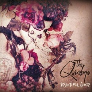The Quireboys: Beautiful Curse (Album Artwork)