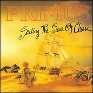 primus - cheese album cover art