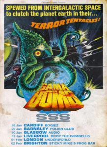 Gama Bomb 2014 Tour Poster