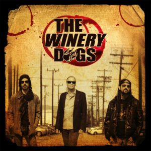 The Winery Dogs - The Winery Dogs - Artwork
