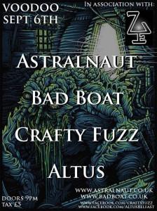 Astralnaut - Voodoo - September 6