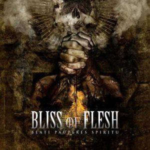 bliss of flesh - beati pauperes spiritu - album cover