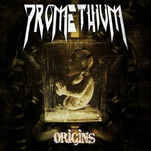 promethium - origins - album cover