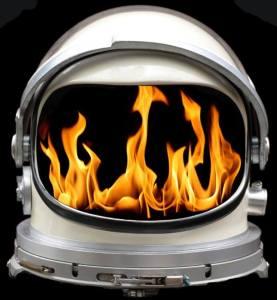NASA Assassin - Helmet