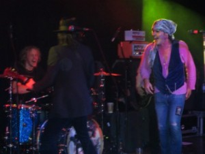 Fun and frivolity with The Quireboys