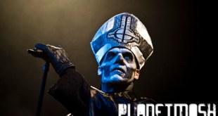 Ghost – O2 Academy, Birmingham – In Photos – 13/11/2013