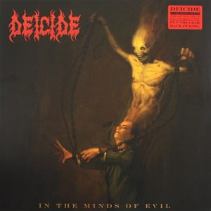 deicide - in the minds of evil - album cover