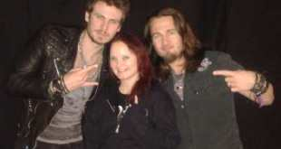Cage The Gods interview with Mitch and Jam at Hard Rock Hell 7 – 30/11/13