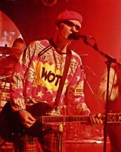 The Damned + Ruts DC – The Tivoli, Buckley, 01/12/2013