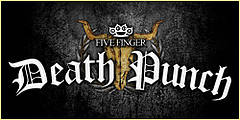 Five Finger Death Punch Wacken 2014
