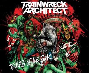 Trainwreck Architect Artwork