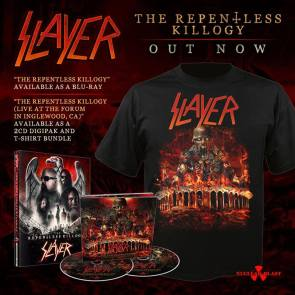 Slayer Repentless Killogy