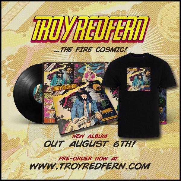 Troy Redfern