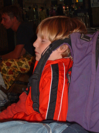 sleepingupright