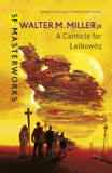 the cover of A Canticle for Leibowitz