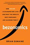 the cover of Bezonomics