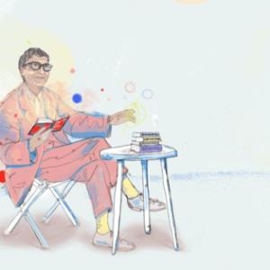 比爾·蓋茲 2018 夏日書單