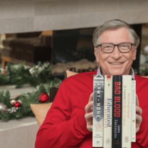 比爾·蓋茲 2018 冬日書單(2019更新)