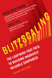 the cover of Blitzscaling