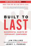 the cover of Built to Last