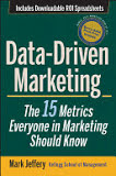 the cover of Data-Driven Marketing