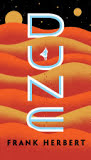 the cover of Dune