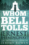 the cover of For Whom the Bell Tolls