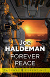 the cover of Forever Peace