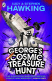 the cover of George's Cosmic Treasure Hunt