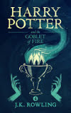 the cover of Harry Potter and the Goblet of Fire