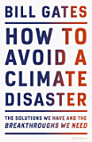 the cover of How to Avoid a Climate Disaster
