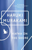 the cover of Kafka on the Shore