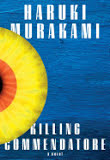 the cover of Killing Commendatore
