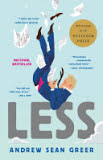 the cover of Less
