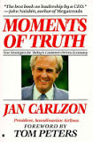 the cover of Moments of Truth