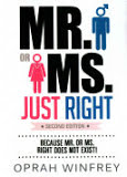 the cover of Mr. or Ms. Just Right