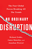 the cover of No Ordinary Disruption