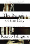 the cover of THE REMAINS of the DAY