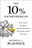 the cover of The 10% Entrepreneur