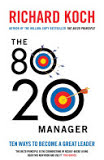 the cover of The 80:20 Manager