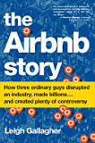 the cover of The Airbnb Story