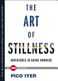 the cover of The Art of Stillness
