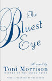 the cover of The Bluest Eye
