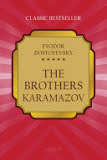 the cover of The Brothers Karamazov