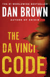 the cover of The Da Vinci Code